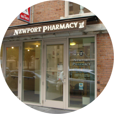 Newport Pharmacy store front